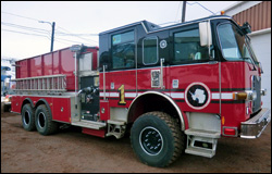 Antarctic Fire Department - Engine 2