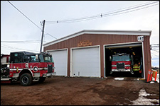 Antarctic Fire Station - Building 155